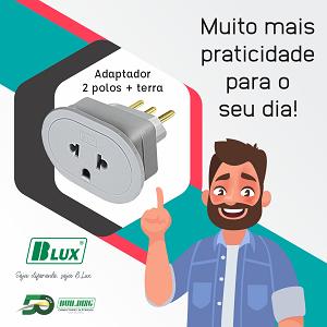 B.Lux Tomadas e Interruptores