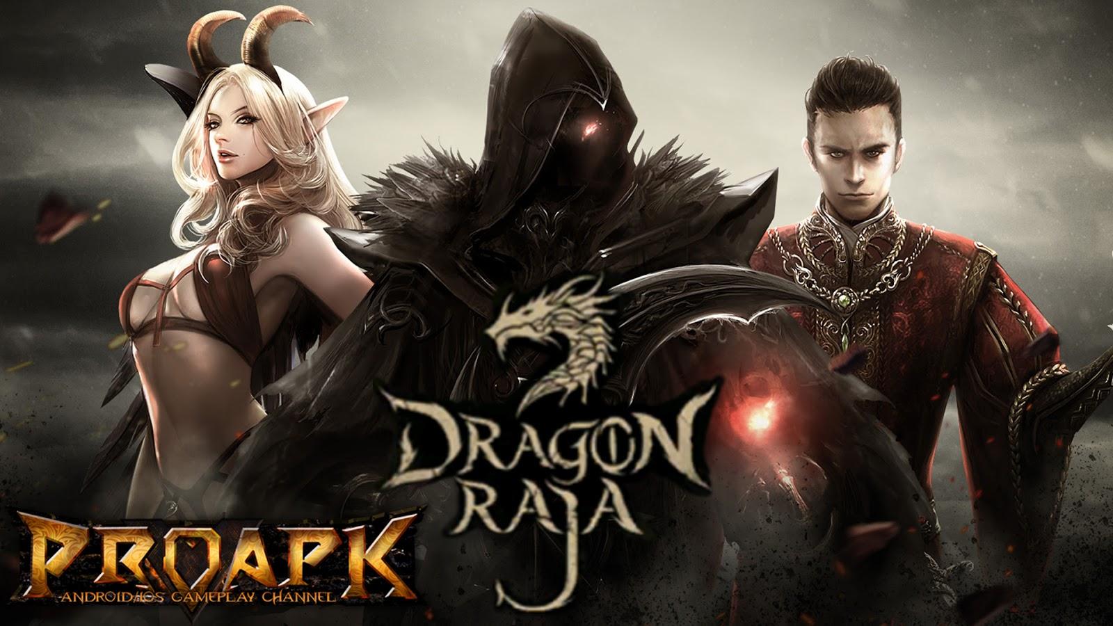 DragonRaja M