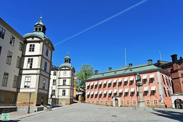 Isla de Riddarholmen, Estocolmo