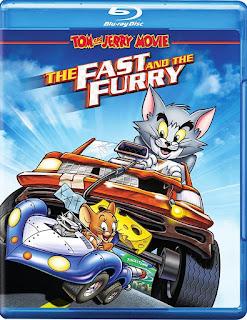 Tom y Jerry en Rápidos y Furiosos [BD25] *Con Audio Latino