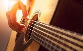 como tocar violão pela primeira vez