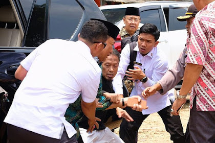 Fakta SA Pelaku Penusukan Wiranto, Lulusan Fakultas Hukum yang Rumahnya Digusur untuk Pembangunan Tol