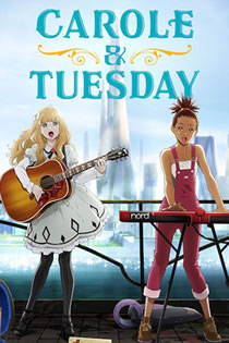 Anime Carole & Tuesday Dublado