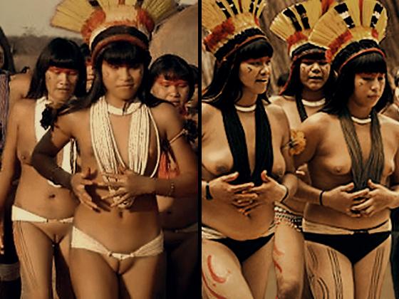 women nude Assyrian