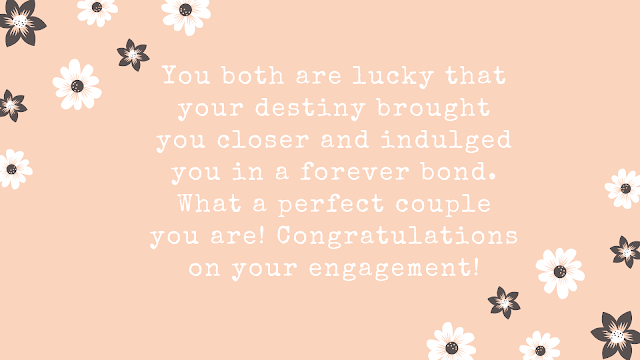 Engagement Wishes From Parents