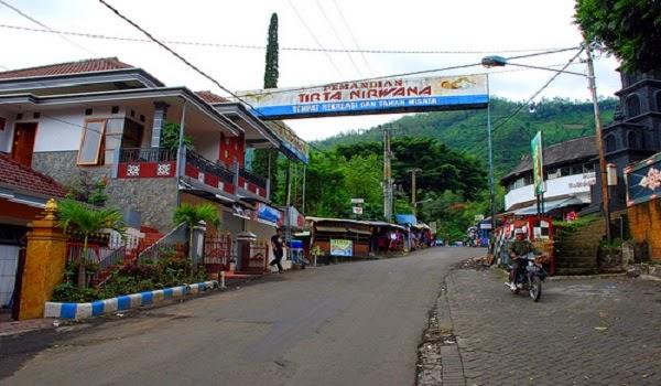 Wisata Songgoriti, Batu-Malang.