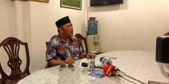 Tebar Fitnah, Pengacara Eggi Sudjana Laporkan Ketua Saracen, Seknas Jokowi dan Sunny Tanuwidjaya ke Bareskrim