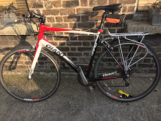 Stolen Bicycle - Giant Rapid 3
