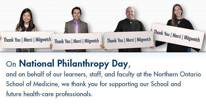 National Philanthropy Day Wishes Images