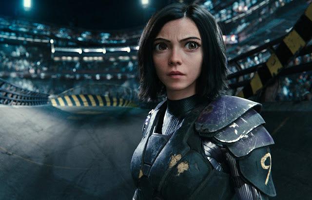 """Estrela de """"Alita: Anjo de Combate"""" gostaria de interpretar a personagem até seu último suspiro"""