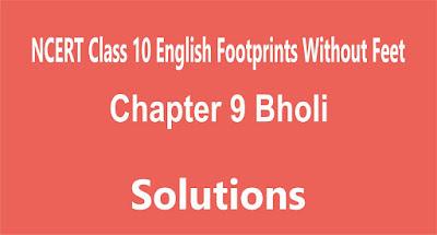Chapter 9 Bholi