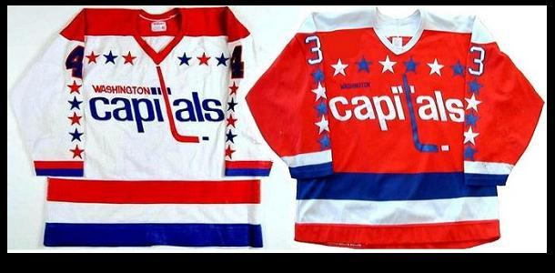 1970's Home and 1980's Road Sweaters