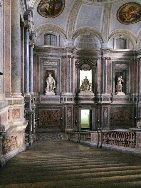 Stairs-Caserta-Palace
