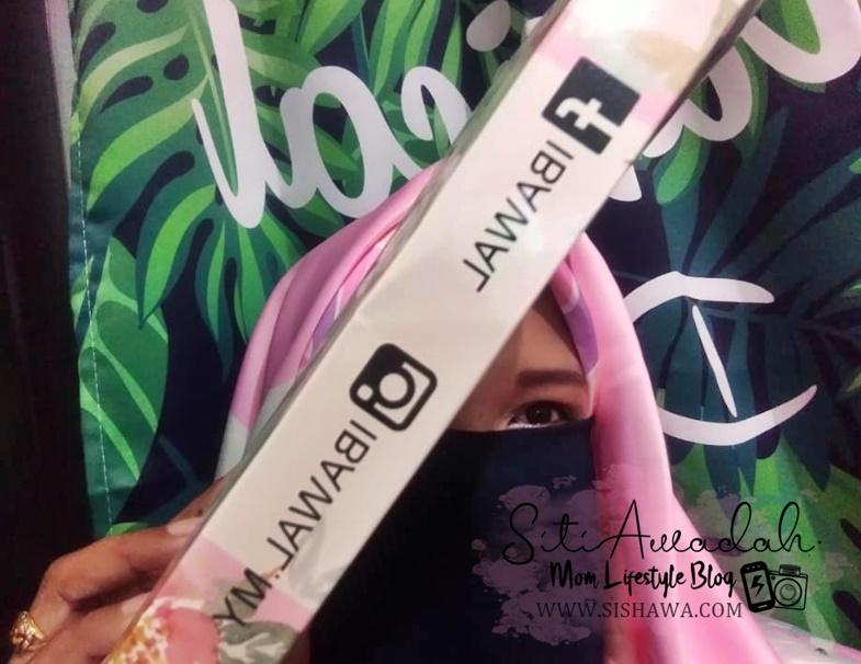 Tudung iBawal - Hijab Cantik Selesa Dengan Harga Berbaloi