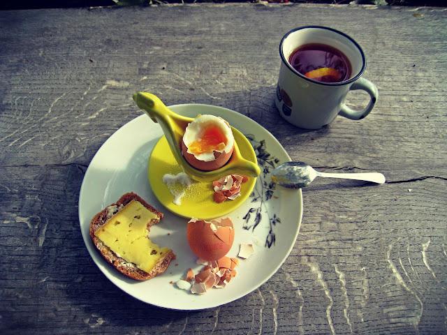 Śniadanie w Moniówce