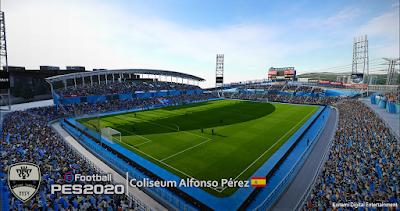 PES 2020 Stadium Coliseum Alfonso Pérez