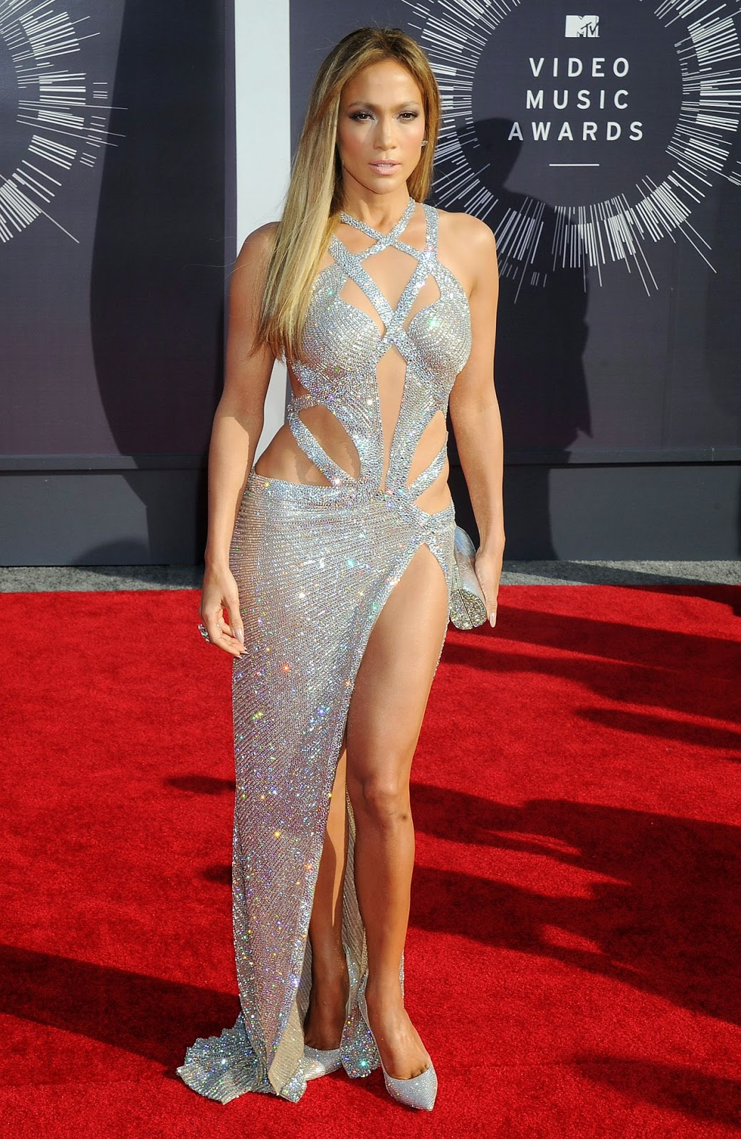Jennifer Lopez 2014 Mtv Video Music Awards In Inglewood Vma