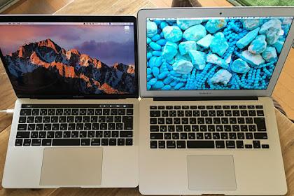 Cari Tahu Perbedaan Macbook dan Laptop