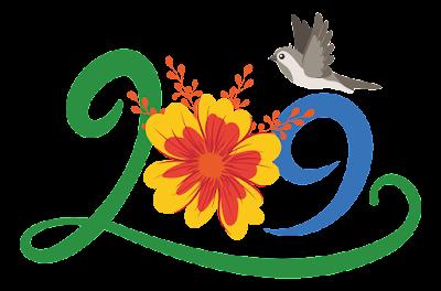 logo hari jadi kota  bandung ke 209