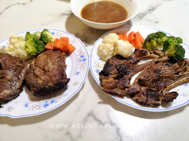 Recipe for Cooking the Most Happy Steak Brown Sauce and So Gerenti!