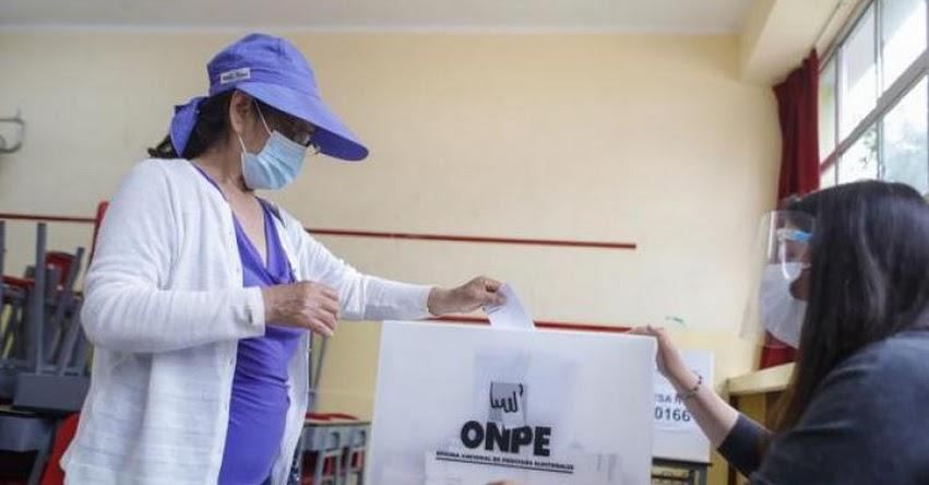 ONPE: Estas son las multas por no votar ni presentarse como miembro de mesa en la segunda vuelta electoral