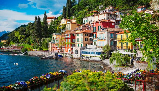 Borghi piu' belli in Italia: Varenna