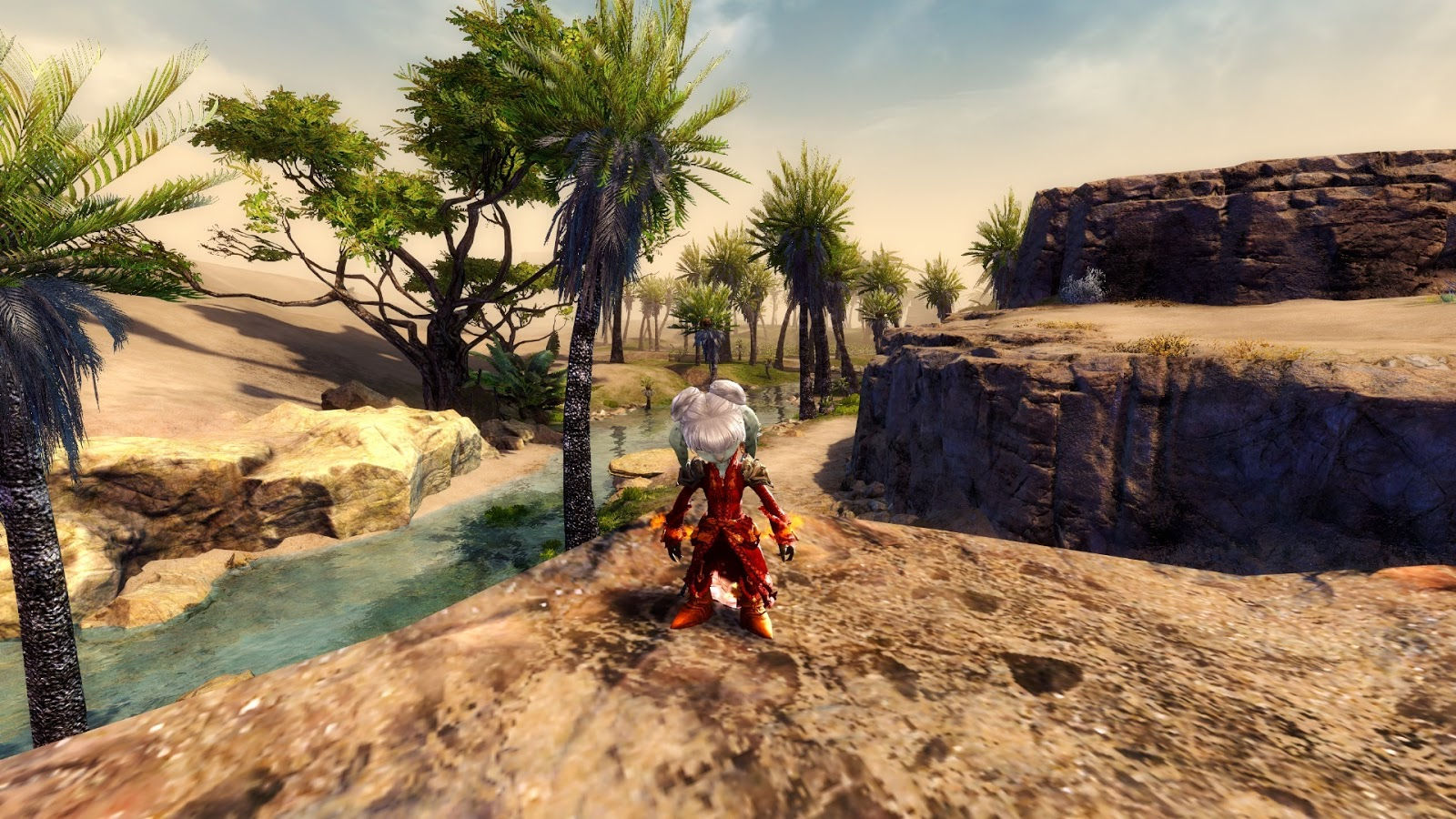Inventory Full: Taking It Easy : GW2