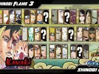 Naruto Senki Ultimate Shinobi Flame 3 MOD APK Terbaru Gratis Download