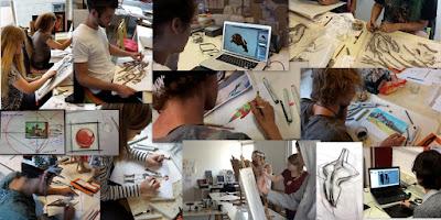 3D tekenen, animatie tekenen, De tekenacademie, game artsist worden, illustratie, leren tekenen, tekenles Amsterdam, tekenles Utrecht, tekenle