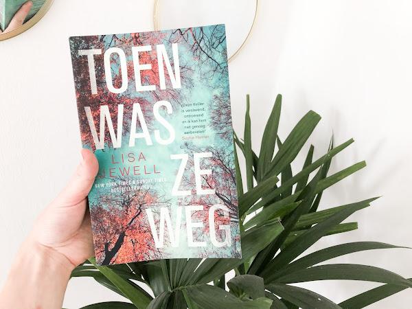Boek Review | Toen was ze weg - Lisa Jewell