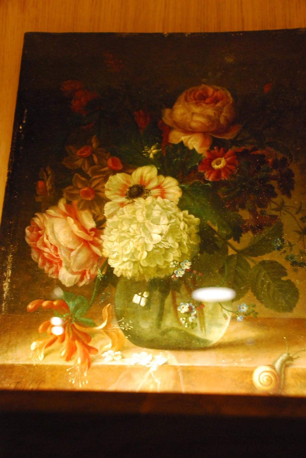法國巴黎私人的博物館 有收藏了許多漂亮的香水瓶 算是跟團的購物行程