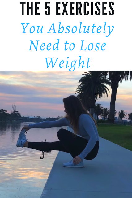 The 5 Exercises You Absolutely Need to Lose Weight