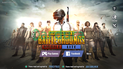 PUBG Mobile Lite Indonesia di Emulator Tencent Gaming Buddy