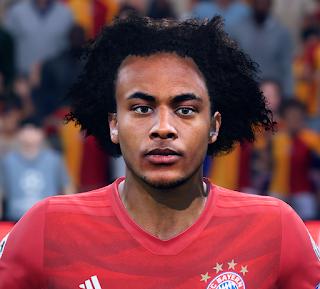 FIFA 20 Faces Joshua Zirkzee by EmreKaya
