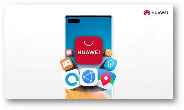 Huawei Mobile Services chegam com nova atualização aos utilizadores de smartphones Huawei