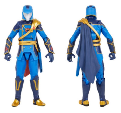 Hasbro Pulse Exclusive G.I. Joe Classified Series Cobra Commander Regal Variant Action Figure