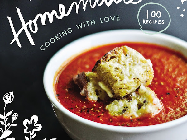 Happily Homemade:Cooking with Love {A Book Review}