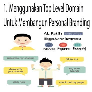keunggulan menggunakan top level domain dot net dot com