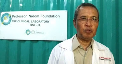 Ilmuwan Indonesia Temukan Obat Corona