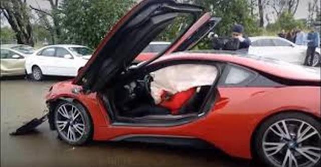 """Era """"El Karton"""" del CJNG """"limpiabá la plaza"""" para """"El Mencho"""" y fue ejecutado a bordo de un BMW i8 de 2.7mdp"""