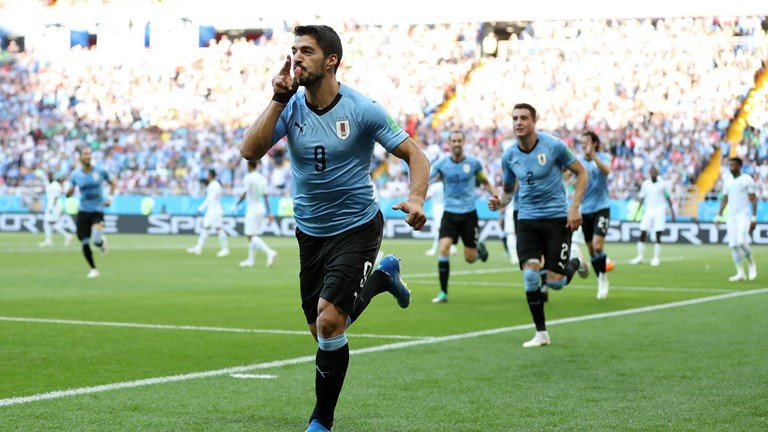 Πρόκριση με 'σβηστές μηχανές' για την Ουρουγουάη