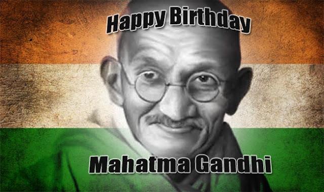 Mahatma Gandhi jayanti speech