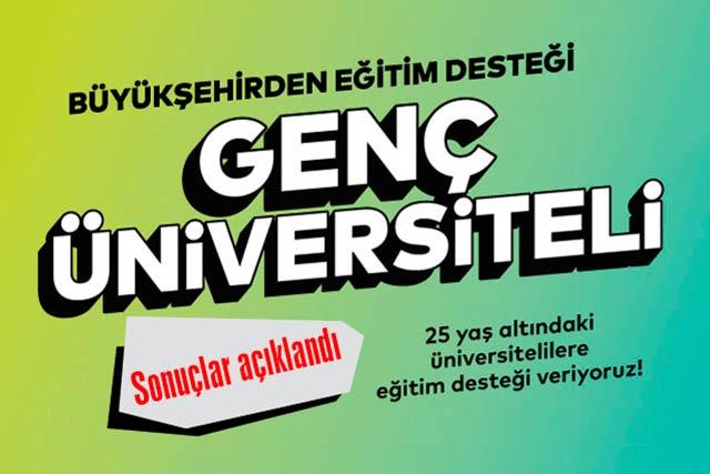 İstanbul Büyükşehir Belediyesi Genç Üniversiteli burs başvuru sonuçları açıklandı. Detaylar kariyeribb.com'da!