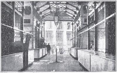 El Mercado de San Miguel en La Construcción moderna del 30 de mayo de 1916