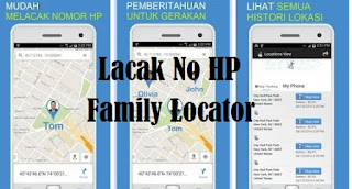 Aplikasi Family Locator