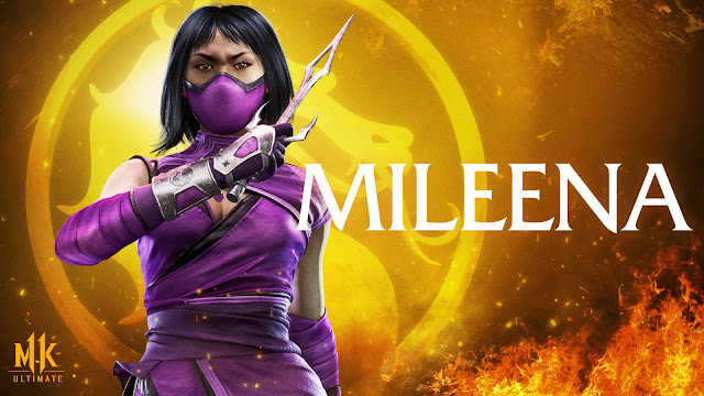 mortal kombat 11 mileena gameplay reveal dlc fighters mk11 fighting game nether realm studios warner bros interactive entertainment pc ps4 switch xb1