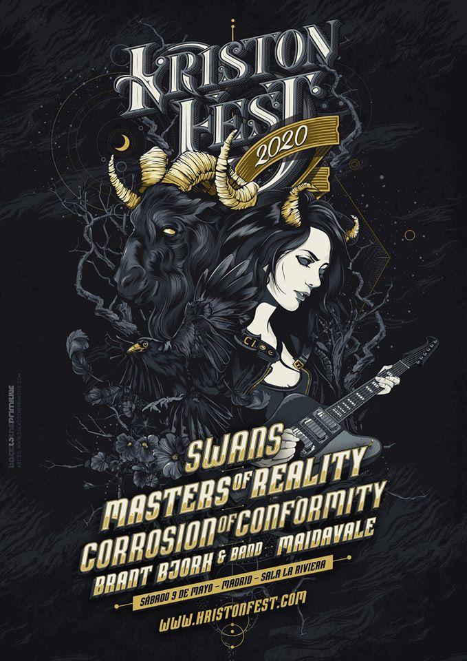 kristonfest poster