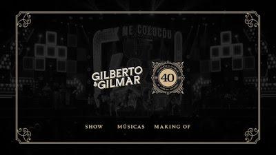 GILMAR E DVD BAIXAR GILBERTO