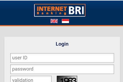 Cara Daftar Internet Banking BRI Melalui Kantor Cabang dan Mesin ATM2021