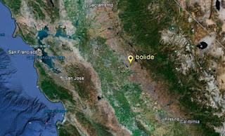 Μετεωρίτης εξερράγη πάνω από την Καλιφόρνια